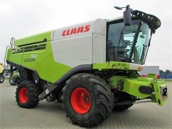 Комбайн CLAAS Lexion 760