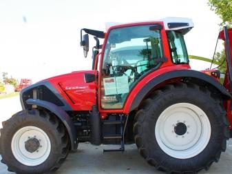 Трактор Lindner – модел Geotrac 114 EP